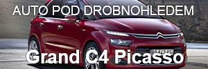 Dlouhodobý test Citroën Grand C4 Picasso