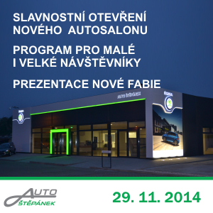 Banner - www.auto-stepanek.cz/