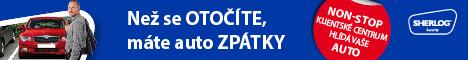 Banner - www.sherlog.cz