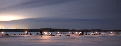 """Bentley Praha zve na """"Power on Ice 2014"""" do Finska (čtyřdenní termíny od 6. února do 6. března 2014)"""
