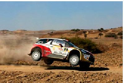 AL-QASSIMI s Citroënem DS3 RRC úspěšní na  Kyperská rally (11. -13. 10. 2013)