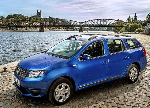 Autoperiskop.cz  – Výjimečný pohled na auta - Nový Dacia Logan MCV – velké kombi za mini cenu – v prodeji na našem trhu