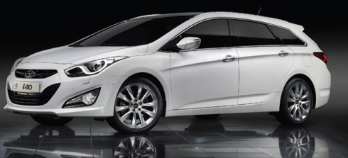 Hyundai i40 s novým paketem SUCCESS a úsporným dieselovým motorem