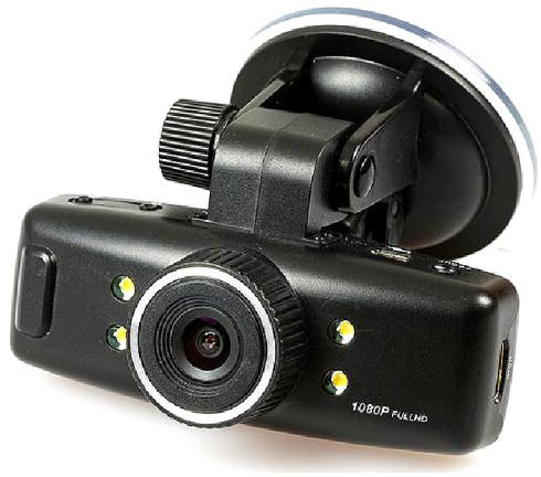EVOLVEO CARCAM F140 – záznamová bezpečnostní kamera do auta za 2090 Kč včetně DPH