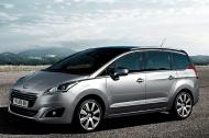 Autoperiskop.cz  – Výjimečný pohled na auta - Nový luxusní rodinný MPV Peugeot 5008 i v sedmimístné verzi