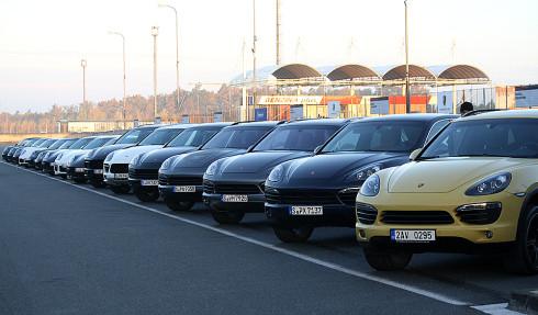 Porsche World Roadshow 2013 úspěšně v cíli!