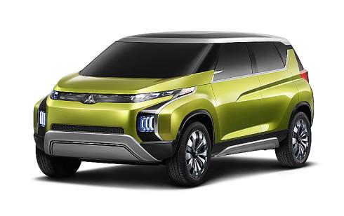 Novinky Mitsubishi Motors představené na autosalonu v Tokyu