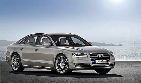 Autoperiskop.cz  – Výjimečný pohled na auta - Výrazně modernizovaná modelová řada Audi A8 v prodeji na českém trhu