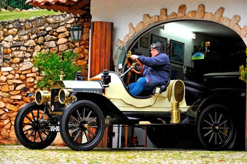 Ford Model T se stal nejstarším automobilem, který je krytý bezplatnou asistenční službou společnosti Ford