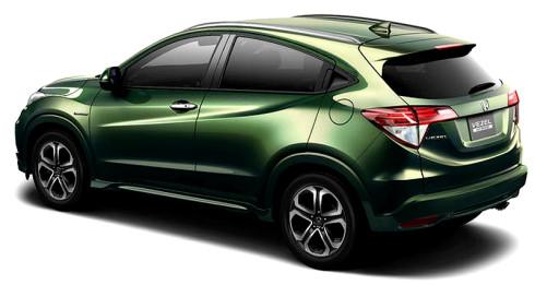 Společnost Honda na probíhajícím tokijském autosalonu představila produkční model nového městského SUV