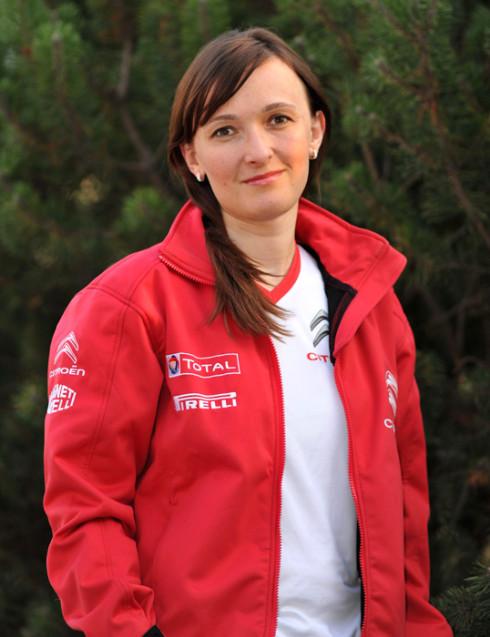 Novou PR manažerkou společnosti GEKON RACING s.r.o. je od 1.listopadu Kateřina Juráňová
