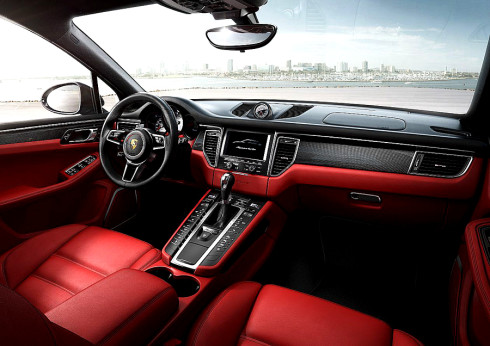 Světová premiéra zcela nového modelu Porsche Macan na probíhajícím Tokijském autosalonu (velmi podrobná informace)