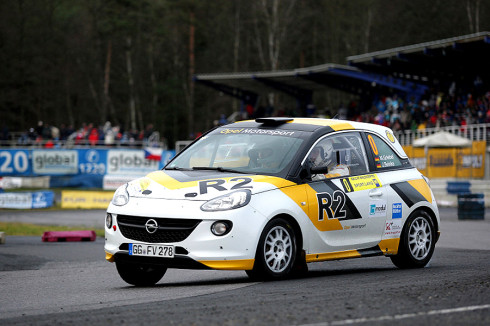 Opel ADAM Rally Cup zapsán do kalendáře MČR Sprintrally 2014