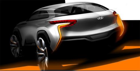 Hyundai představí na Ženevském autosalonu 2014 atraktivní koncepční model Intrado