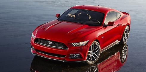 Ford Motor Company představil ve španělské Barceloně nový Ford Mustang – první Mustang v téměř 50leté historii modelu určený pro evropské trhy