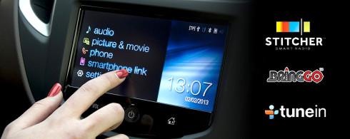Chevrolet chce vědět, které aplikace preferujete