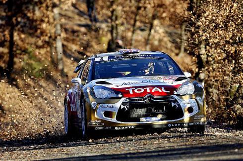 82. Rally Monte Carlo (16. – 19. 1. 2014)