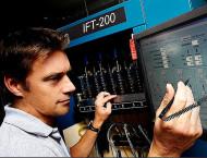 Autoperiskop.cz  – Výjimečný pohled na auta - Zkušební stanice IFT-200 HARTRIDGE se může stát vstupní branou do světa oprav vstřikovačů common rail DELPHI, DENSO, CONTINENTAL (VDO), STANADYNE a BOSCH.