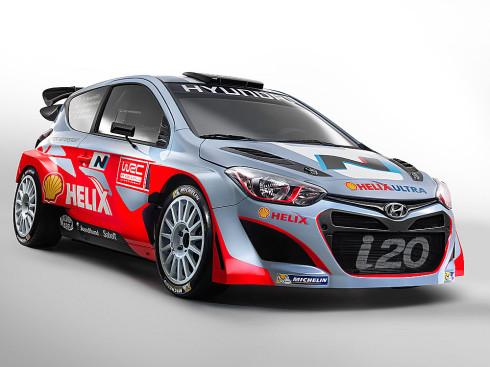 Hyundai Rally Team  startuje v Monte Carlu