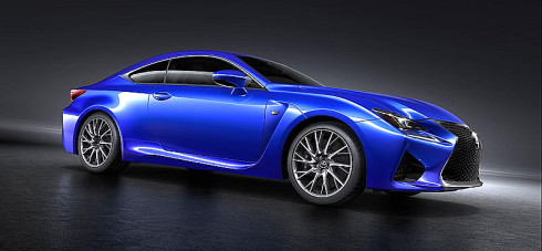 Na mezinárodním Autosalonu v Detroitu se ve světové premiéře představí 14. ledna zcela nové kupé Lexus RC F