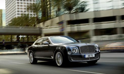 Bentley odhaluje limitovanou edici Mulsanne Birkin