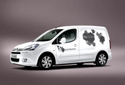 CITROËN uvádí na trh v České republice Berlingo Electric v sériové verzi.