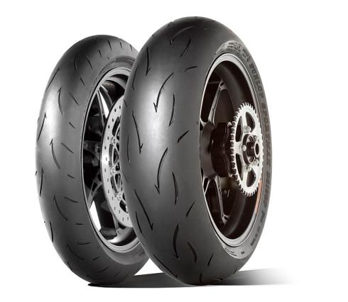 Dunlop D212 GP Pro byla vyhlášena pneumatikou roku