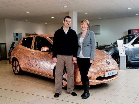 Nissan LEAF, nejpopulárnější elektromobil světa dosáhl za svůj krátký život významného milníku