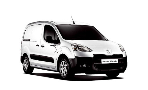 Nový Peugeot Partner s elektrickým pohonem: 100% Partner – 100% elektrický