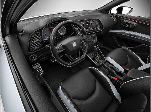 Autoperiskop.cz  – Výjimečný pohled na auta - SEAT představuje vrcholný model řady Leon: nový Leon CUPRA a CUPRA 280
