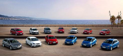 V rámci akce SEAT Fast Start 2014 je připravena pro zájemce o vozy SEAT řada výhodných nabídek
