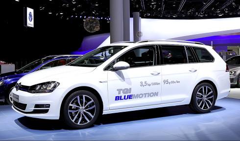 Volkswagen Golf Variant TGI BlueMotion v prodeji na našem trhu – s pohonem na zemní plyn ujede 100 km za 90 Kč