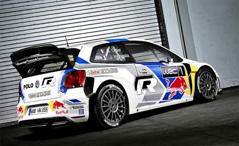 Volkswagen představil pro novou sezonu WRC ještě dynamičtější Polo R WRC