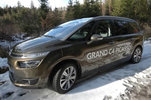 Citroën Grand C4 Picasso. Jaké je?