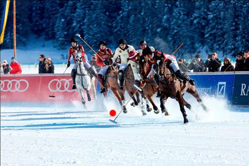 AUDI CZECH SNOW POLO MASTERS proběhne ve Špindlerově Mlýně 6. až 7. března 2014