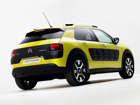 Značka překročila novou hranici a představila svůj poslední výtvor, CITROEN C4 CACTUS, který ztělesňuje novou nabídku vozů CITROËN na trhu.