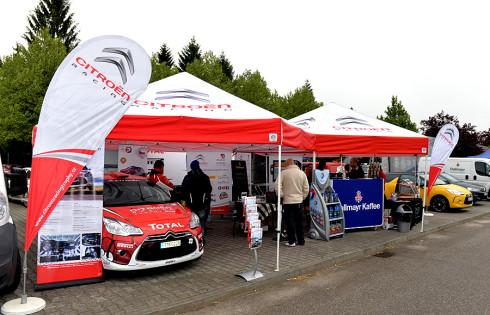 Citroën Racing Trophy CZ 2014 láká závodníky na finance i další novinky