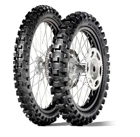Řada pneumatik Dunlop MX pro motokros byla rozšířena o nové dva modely MX32 a MX52