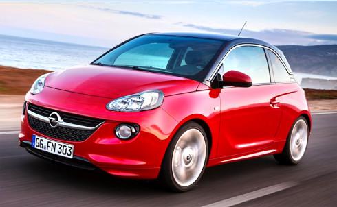 Na autosalonu v Ženevě (6. až 16. března 2014) bude mít premiéru Opel ADAM s novým tříválcovým zážehovým motorem 1.0 ECOTEC Direct Injection Turbo