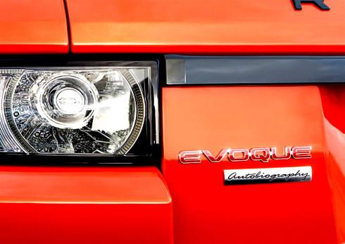 Range Rover Evoque ve dvou luxusních a výkonnějších verzích Autobiography