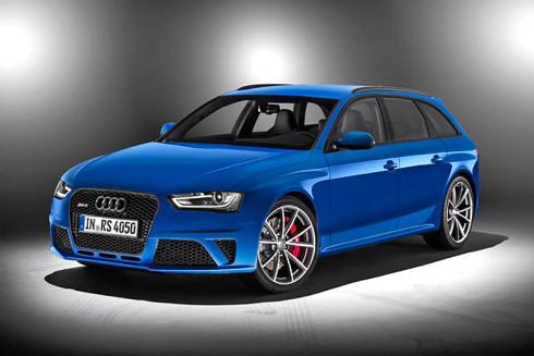 Audi uvádí na trh speciální edici aktuálního modelu. RS 4 Avant Nogaro selection, který oslaví světovou premiéru v březnu v Ženevě, ale již teď je možné jej objednávat