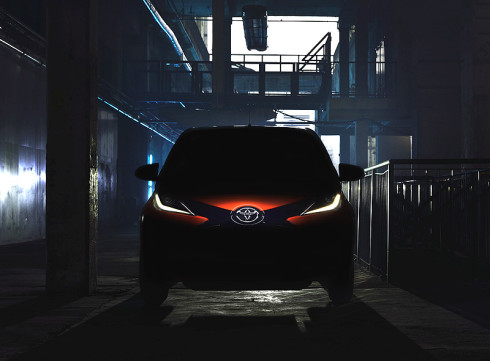 Nová Toyota Aygo v centru pozornosti na autosalonu v Ženevě (od 4. do 16. března)
