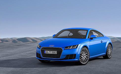 Novinky Audi na letošním březnovém Autosalonu Ženeva 2014 (1.podrobná informace)