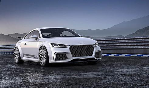 Novinky Audi na letošním březnovém Autosalonu Ženeva 2014 (2.podrobná informace)