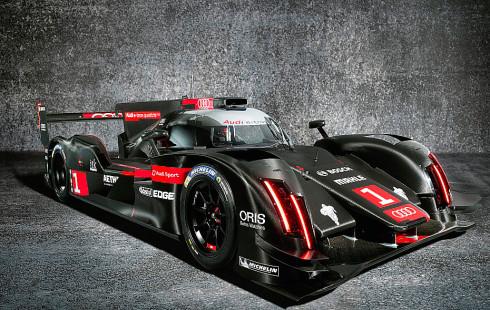 Značka Audi představila průkopnický pohon všech kol e-tron quattro