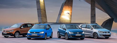 Volkswagen představí zítra – 4.března ve světové premiéře na autosalonu v Ženevě čtyři nové modely Polo: Polo TSI BlueMotion, Polo TDI BlueMotion, Polo BlueGT a CrossPolo