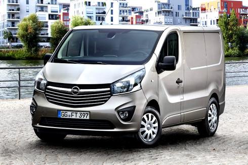 Nový Opel Vivaro – lehký užitkového vůz s komfortem a designem osobního automobilu již v létě do prodeje
