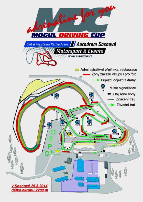 MOGUL driving cup – tuto sobotu jdeme do finále