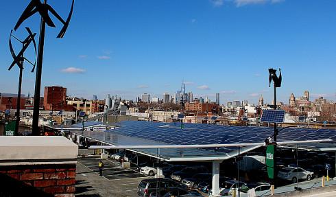 Je na čase si dobít baterky: s větrnou nabíjecí stanicí pro elektromobily šťáva nedojde.