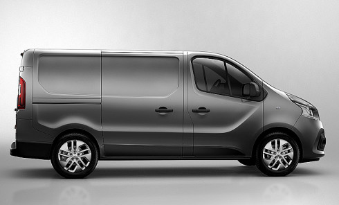 RENAULT TRAFIC (X82) - PHASE 1